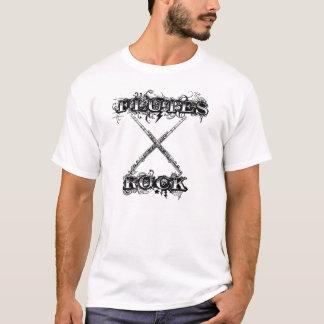 フルートの石 Tシャツ