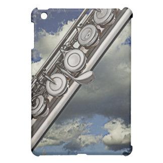 フルートまたはフルート奏者のミュージシャンのIpadの例 iPad Mini カバー