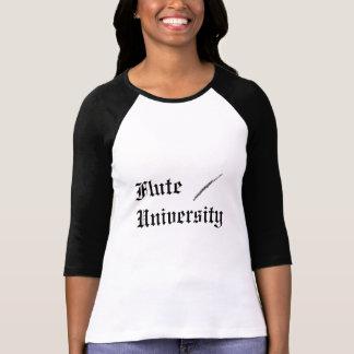 フルート大学 Tシャツ