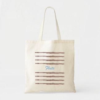 フルート音楽バッグ トートバッグ