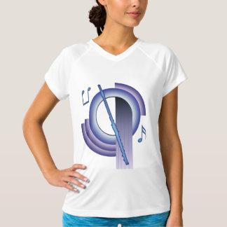 フルートDeco2 Tシャツ