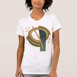 フルートDeco Tシャツ