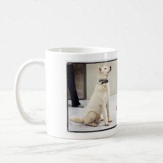 フルーリのコップ コーヒーマグカップ