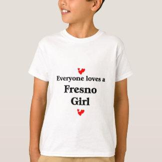 フレズノの女の子 Tシャツ