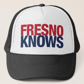 フレズノは知っています キャップ