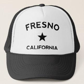 フレズノカリフォルニアのトラック運転手の帽子 キャップ