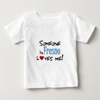 フレズノ愛 ベビーTシャツ
