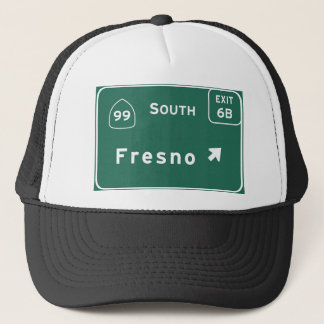 フレズノ99南州連帯カリフォルニアのハイウェー- キャップ