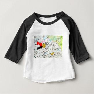 フレズノ、カリフォルニア ベビーTシャツ