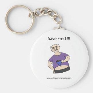 フレッドを救って下さい キーホルダー