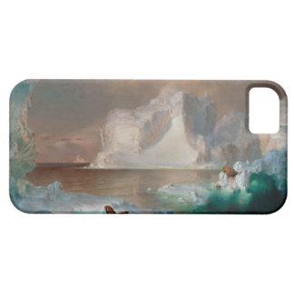 フレデリックエドウィン教会1861年による氷山 iPhone SE/5/5s ケース