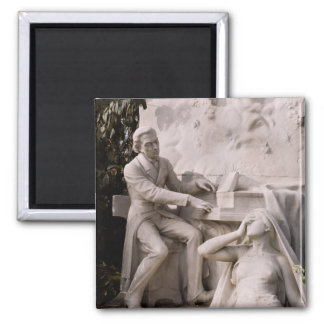 フレデリックショパンへの記念碑 マグネット
