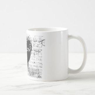 フレデリックショパン コーヒーマグカップ