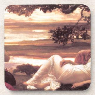 フレデリックLeighton著作の牧歌 ビバレッジコースター