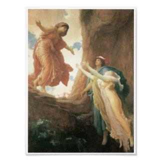 フレデリックLeighton著Persephoneのリターン アート写真