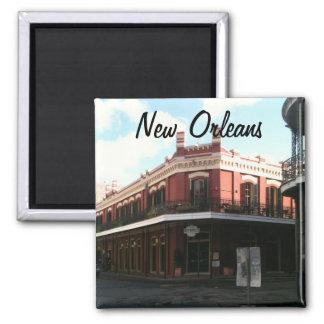 フレンチクォーターのニュー・オーリンズルイジアナの磁石 マグネット