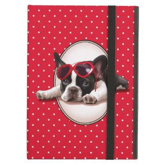 フレンチ・ブルドッグの子犬 iPad AIRケース