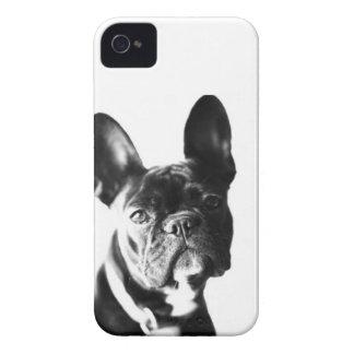 フレンチ・ブルドッグのiPhoneの場合 Case-Mate iPhone 4 ケース