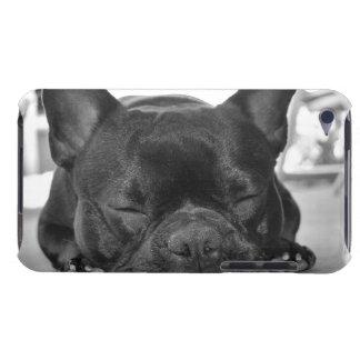フレンチ・ブルドッグのiTouchの場合 Case-Mate iPod Touch ケース