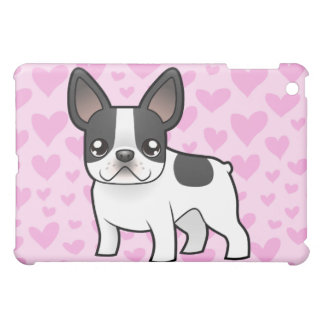 フレンチ・ブルドッグ愛(pern加えて下さい) iPad miniケース