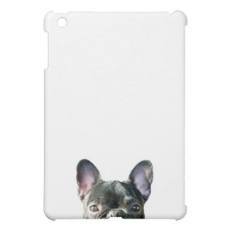 フレンチ・ブルドッグ「かいま見ブーイング」のIPad Miniケース iPad Miniケース