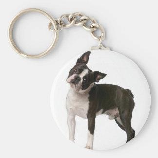 フレンチ・ブルドッグ-小犬- frenchie犬 キーホルダー