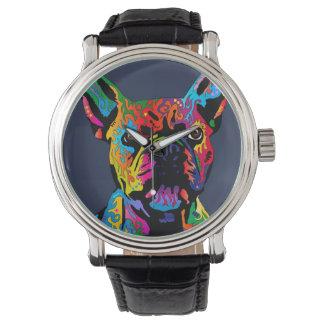 フレンチ・ブルドッグ 腕時計