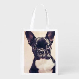 フレンチ・ブルドッグ 買い物袋