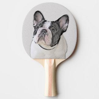 フレンチ・ブルドッグ(Brindle雑色) 卓球ラケット