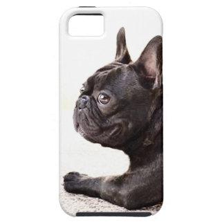 フレンチ・ブルドッグ iPhone SE/5/5s ケース