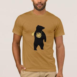 フレンチ・ホルンくまのTシャツ Tシャツ