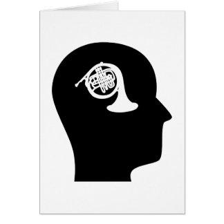 フレンチ・ホルンについて考えること カード