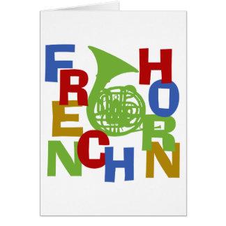 フレンチ・ホルンの争奪 カード