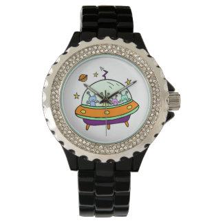 フレンドリーなエイリアン 腕時計
