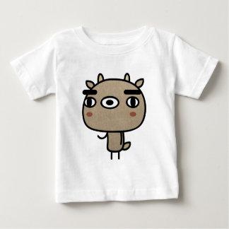 フレンドリーなシカ ベビーTシャツ