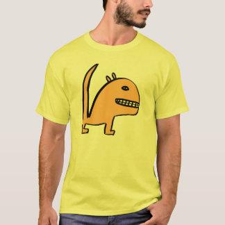 フレンドリーな犬 Tシャツ