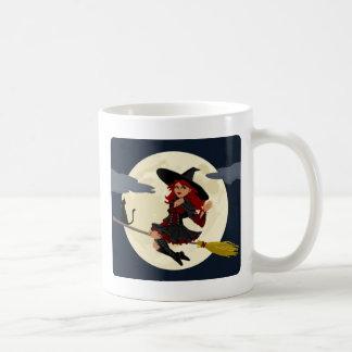 フレンドリーな魔法使いの振ること コーヒーマグカップ
