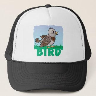 フレンドリーな鳥 キャップ