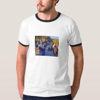フレンドリーなBurro Tシャツ
