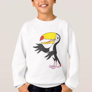 フレンドリーなToucan スウェットシャツ