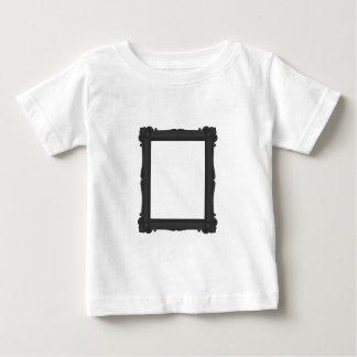 フレームのベビーのTシャツ ベビーTシャツ