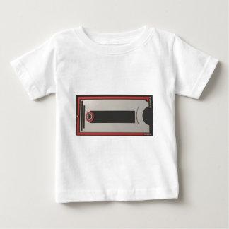 フレーム ベビーTシャツ