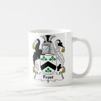 フロストの家紋 コーヒーマグカップ