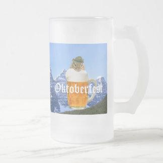 フロストグラスビールジョッキ