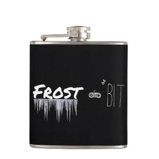 フロストビット酒飲み フラスク