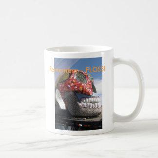 フロッシングのメモ コーヒーマグカップ