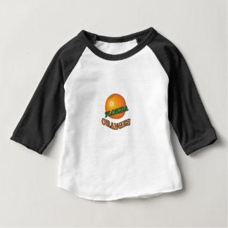 フロリダのオレンジ ベビーTシャツ
