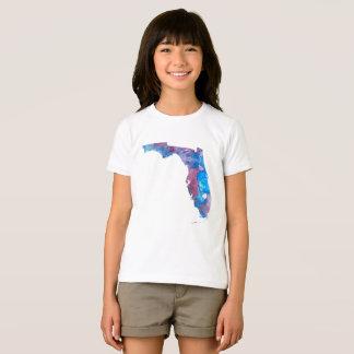 フロリダのシルエット Tシャツ