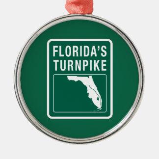 フロリダのターンパイク、フロリダ メタルオーナメント