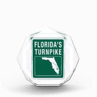 フロリダのターンパイク、フロリダ 表彰盾